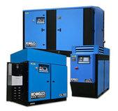 Oil-Free  Rotary Screw Air Compressors