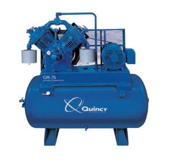 Quincy QR-25 Series | 1 - 25 hp